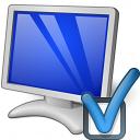 Monitor Preferences Icon 128x128