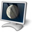 Monitor Sleep Icon 128x128