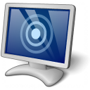 Monitor Touch Icon 128x128