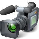 Movie Camera Icon 128x128