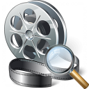 Movie View Icon 128x128