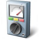 Multimeter Analog Icon 128x128