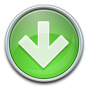 Nav Down Green Icon 128x128