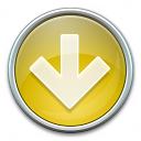 Nav Down Yellow Icon 128x128