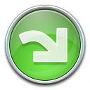 Nav Redo Green Icon 128x128