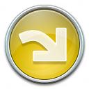 Nav Redo Yellow Icon 128x128