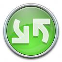 Nav Refresh Green Icon 128x128