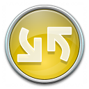 Nav Refresh Yellow Icon 128x128