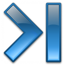 Navigate End Icon 128x128