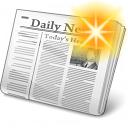 Newspaper New Icon 128x128