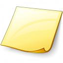 Note Plain Icon 128x128