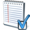 Notebook Preferences Icon 128x128