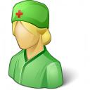 Nurse Icon 128x128