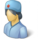 Nurse 2 Icon 128x128