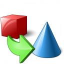 Objects Transform Icon 128x128