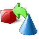 Objects Transform 2 Icon 128x128