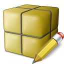 Package Edit Icon 128x128