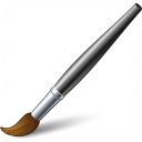 Paint Brush Icon 128x128