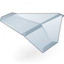 Paper Jet 2 Icon 128x128