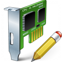 Pci Card Edit Icon 128x128