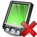 Pda 2 Delete Icon 128x128