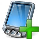 Pda Add Icon 128x128