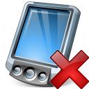 Pda Delete Icon 128x128