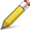 Pencil Icon 128x128