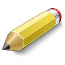 Pencil 2 Icon 128x128