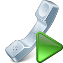Phone Call Icon 128x128
