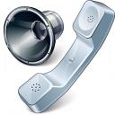 Phone Speaker Icon 128x128
