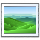 Photo Landscape 2 Icon 128x128