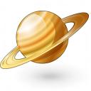 Planet Icon 128x128