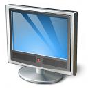 Plasma Tv Icon 128x128