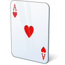 Playing Card Icon 128x128