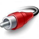 Plug Cinch Red Icon 128x128