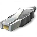Plug Lan Icon 128x128