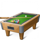 Pool Table Icon 128x128