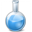 Potion Blue Icon 128x128
