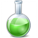 Potion Green Icon 128x128