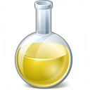 Potion Yellow Icon 128x128