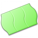 Price Sticker Green Icon 128x128