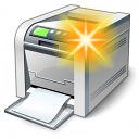 Printer New Icon 128x128