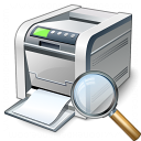 Printer View Icon 128x128
