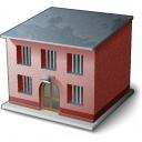 Prison Icon 128x128