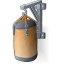Punching Bag Icon 128x128