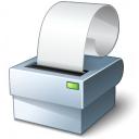 Receipt Printer Icon 128x128