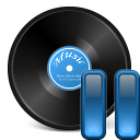 Record Pause Icon 128x128