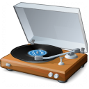 Record Player Icon 128x128