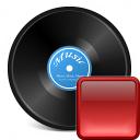 Record Stop Icon 128x128